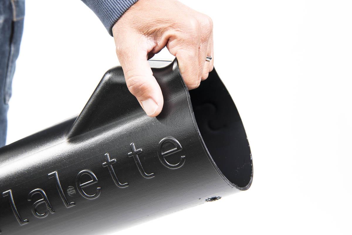 Skyfflalette - en ergonomisk skyffel
